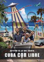 COR - CUBA COR LIBRE  DVD NEU