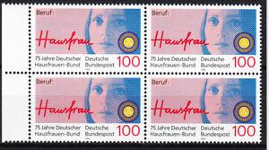 BRD 1990 Mi. Nr. 1460 4er Block Postfrisch LUXUS!!! (33514)