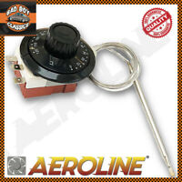 Aeroline® Capillary Thermostat Cooling Radiator Fan Control Switch UNIVERSAL