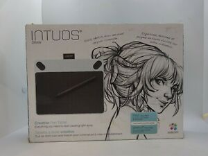 Wacom Intuos Draw Graphics Tablet with Pen and Charger