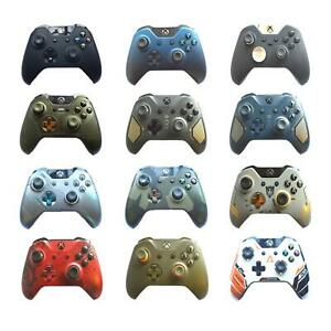 Official Microsoft Xbox One S 3.5mm Wireless Controller Windows 10 Model 1708