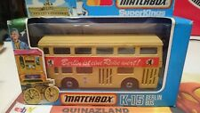 Matchbox Super Kings K15 Bus  Berlin Bus   (9977)