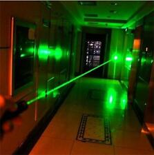 10Miles Military Assassin Green Laser Pointer Pen 5mw 532nm Powerful Green Laser