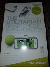 PUREGEAR THE UTILITARIAN SMARTPHONE SUPPORT SYSTEM for iPHONE 5/5S/SE WHITE