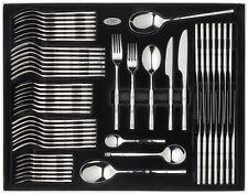 Stellar Canterbury 58 Piece Cutlery Set 18/10 Stainless Steel Boxed