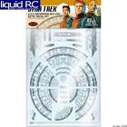 Polar Lights MKA042 1/1000 Star Trek Discovery U.S.S. Enterprise Decal