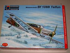 1/72 Scale Kovozavody Prostejov Messerschmitt Bf 108B Taifun