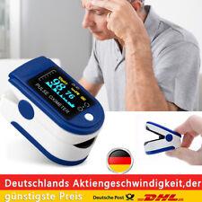 TFT Display Fingerspitze Puls Oximeter Finger Sauerstoff Sättigung Oxymeter DE