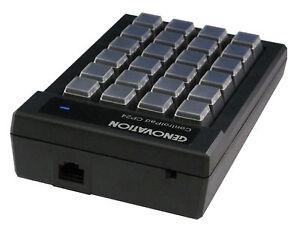 Genovation ControlPad CP24 DB9 Serial