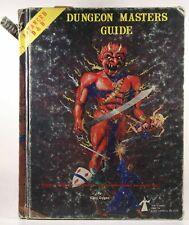 AD&D Dungeon Masters Guide Fair- Gary Gygax  TSR