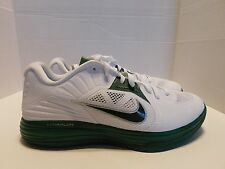 NIKE LUNAR HYPERGAMER LOW SIZE 13 FOREST GREEN MICHIGAN STATE HYPERFUSE NCAA