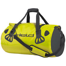 Held Carry-bag Black / Yellow Motorcycle Motorbike Waterproof Pannier | 30 L