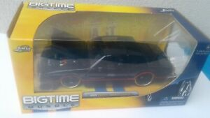 JADA TOYS - 1:24 - 1986 CHEVY MONTE CARLO  - BIGTIME MUSCLE - 2006 - Preowned