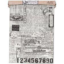 Tim Holtz Tissue Wrap paper Postal TH93181  Idea-ology