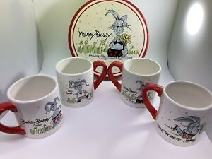 Emerson Signature Collection Mummy Bunny 4 Assorted Mugs - Boxed