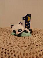 Hallmark Keepsake Ornament Or Cake Topper I Am One Year Old Panda Bear 2014