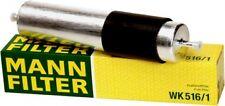 Mann Petrol Fuel Filter BMW 3 E36 316 318 328 E46 5 E39 520 523 528 7 E38 Z3 i