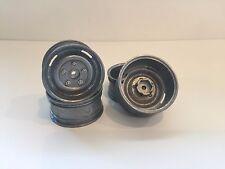 1/10 AKH vintage Metal Truck Rims Set of 4 Rims