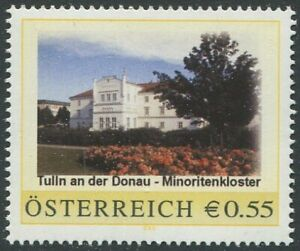 ÖSTERREICH / 8006719 / Tulln an der Donau - Minoritenkloster / Postfrisch / **