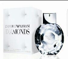 GIORGIO ARMANI EMPORIO DIAMONDS EAU DE PARFUM 50ML SPRAY - WOMEN'S FOR HER. NEW