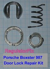 Lock repair parts for Porsche Boxster 986