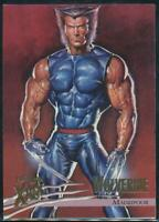 1996 X-Men Ultra Wolverine Trading Card #46 Wolverine