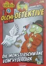 Olchi-Detektive. Die Monsterschwäne vom Hyde Park v... | Buch | Zustand sehr gut