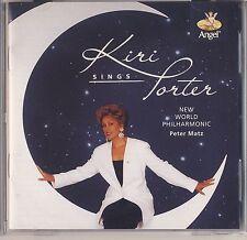 Kiri Te Kanawa: Kiri Sings Porter (CD, May-1994, EMI Angel) Like New