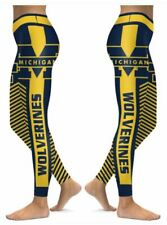 Michigan Wolverines Women's Leggings Small to 2X-Large