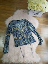 Zanzea Collection Long Sleeve Top Size L (Large)