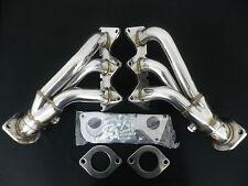 HOLDEN - COMMODORE VE V6 3.6 LTR ALLOYTEC STAINLESS STEEL EXTRACTORS  ( 062 )