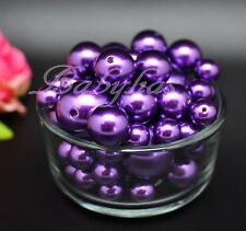 Vase Filler Pearls Beads Pebbles Wedding Decorative Centerpieces Plastic Balls