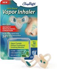 SleepRight Intra-Nasal Vapor Inhaler 1 ea (Pack of 9)