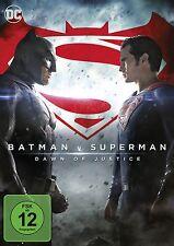 ✭ Batman vs Superman: Dawn of Justice DVD | Batman gegen Superman Film | 2016 ✭