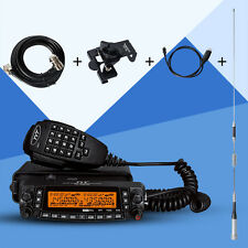 TYT TH-9800 Mobile Radio Dual Band Transceiver VHF136-174 UHF400-470 Whole Sets