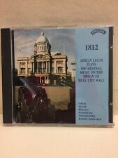 1812 Adrian Lucas Plays Orchestral Music On The Organ Of Hull City Hall