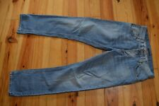 NUDIE HANK RAY  MENS BLUE JEANS VGC SIZE W34 L33