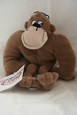 Disney Ape George of the Jungle Beanbag Plush Doll