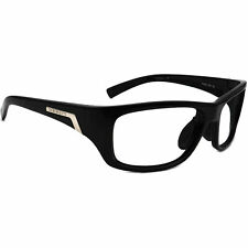 Serengeti Sunglasses Frame Only Orvieto 7621 GU Glossy Black Wrap Italy 63 mm