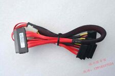 SFF-8484 To 4 SFF-8482 32Pin-4 29Pin SAS Data Cable Power For HP P400