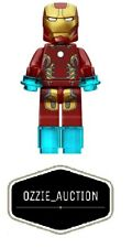 Lego Marvel Super Heroes Iron Man Mk 43 Minifigure [76032]