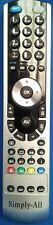 Nouveau Sanyo ce32ld47-b simply-all ™ télécommande de remplacement