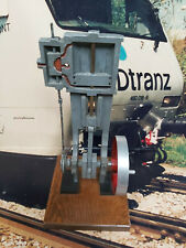 vintage -rare demonstration model of steam engine (cross section)