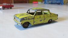 TRES TRES RARE : Opel Kadett Dinky Junior n° 106, made in France, d'époque