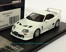 1/43 HI STORY HS108WH TRD 3000GT 1996 BASED ON TOYOTA SUPRA TURBO JZA80 RZ