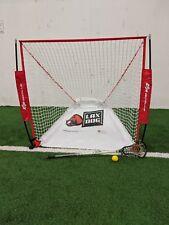 Lax Dog/Lax Pup Lacrosse Goal Ball Return Insert - 4'x4' or 6'x6' lacrosse goals