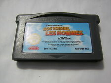 Nintendo Game Boy Advance  Nos Voisins les Hommes GBA