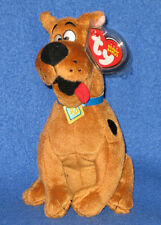 TY SCOOBY-DOO the DOG BEANIE BABY - MINT with MINT TAGS