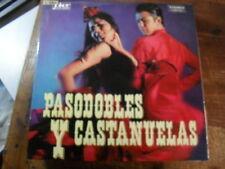 "ORQUESTA TAURINA  "" PASODOBLES Y CASTANUELAS "" LP VINILE"