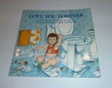 Love You Forever Children's Story Book by Robert Munsch 1995